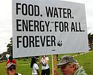 Food. Water. Energy. For All. Forever.