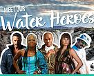 This year's Journey of Water features an ensemble of SA's brightest and highest celebrities.