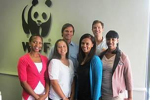 WWF-SA Interns 2011