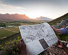 The picturesque hiking trails of La Motte wine farm, one of our Conservation Champions.