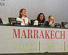 COP22 in Marrakech, Morocco