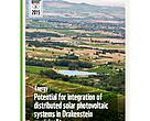 Potential for integration of distributed solar photovoltaic systems in Drakenstein municipality.