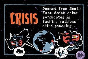 WWF Rhino Raid: