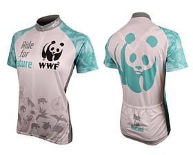 / ©: WWF Ladies Cycle Jerseys made by First Ascent