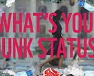 "The Living Planet Conference 2017 will ask ""What's your junk status?""."