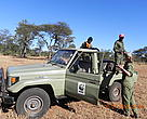 These rangers put their lives in danger to protect our rhinos.