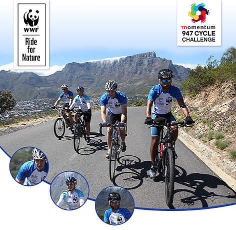 Momentum 947 Cycle Challenge / ©: WWF