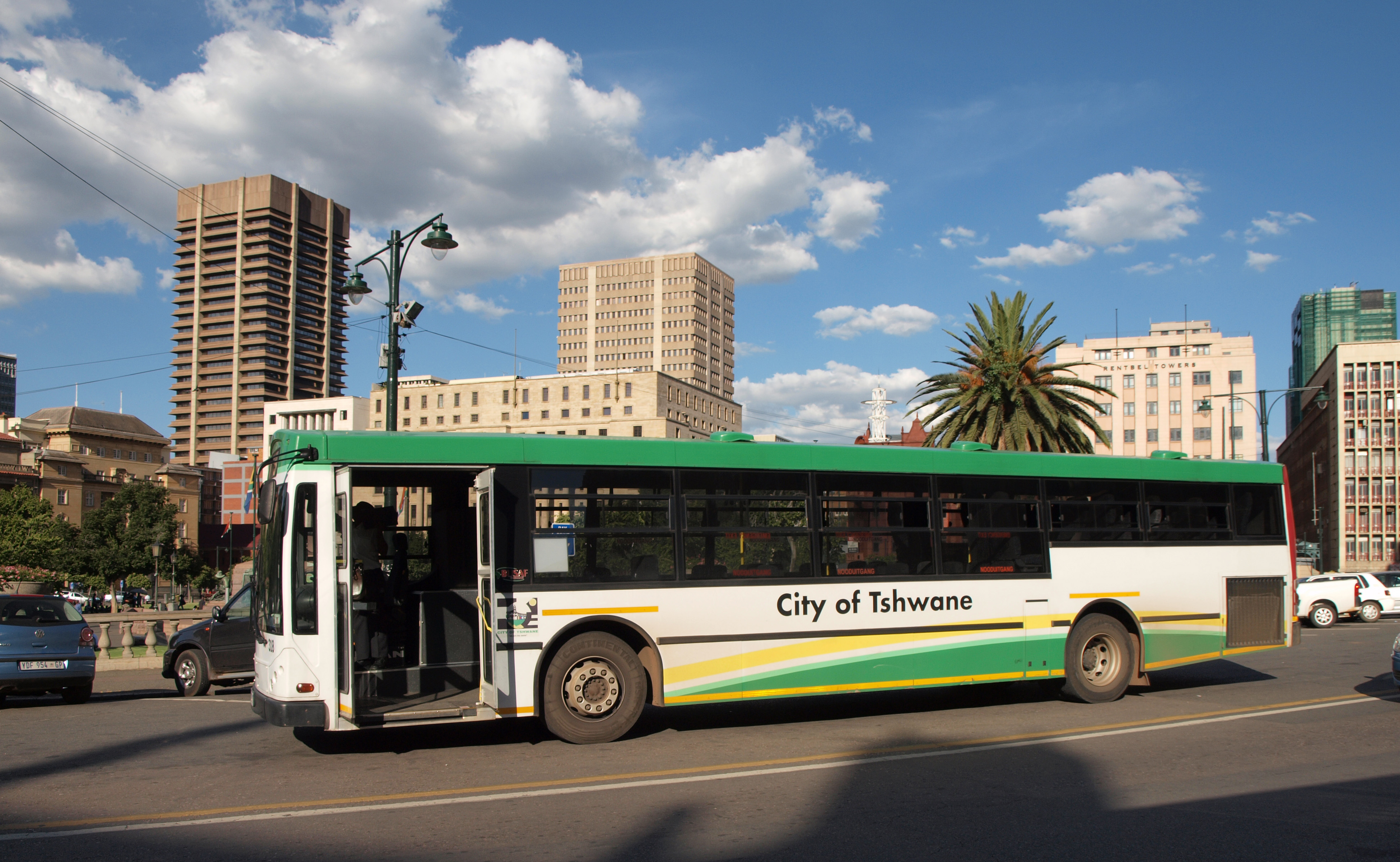 City Of Tshwane: An Earth Hour City Challenge That Puts Public Transport To