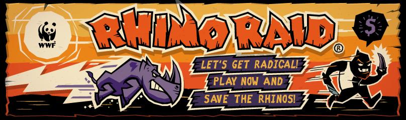 © WWF Rhino Raid