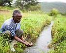 Water scarcity is a concern for conservationists, communities and companies alike.