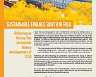 Sustainable Finance South Africa March 2014