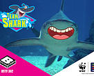 "Boomerang will celebrate International Shark Day on 14 July 2016 at 18h40 with its most famous ""shark""."