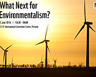 This is a debate to discuss the pros and cons of the Eco-modernist approach in forging a new narrative for environmental sustainability.