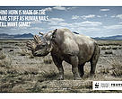 Vietnamese citizens are being encouraged to stop buying or consuming rhino horn through a series of advertisements developed by WWF and TRAFFIC.