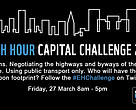 The race will involve teams navigating the city using public transport and non-motorised transport options, competing for the lowest carbon footprint.